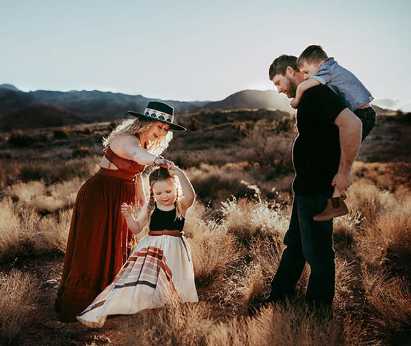 Desert Family Photography | Stormy Solis presets | Tessa Rae Photography